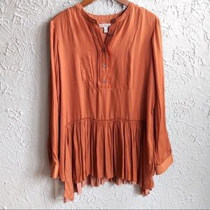 Banana Republic Heritage Collection blouse size M